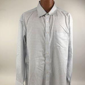 Charles Tyrwhitt Shirt Size 19 Non Iron